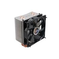 Akasa Nero 3 Universal Socket 120mm PWM 1500RPM Black Fan CPU Cooler
